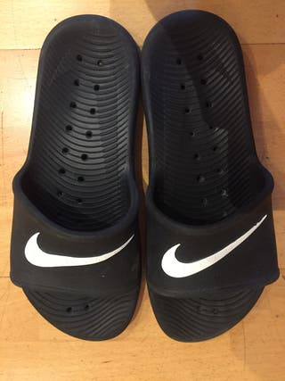 Chanclas Nike Negras