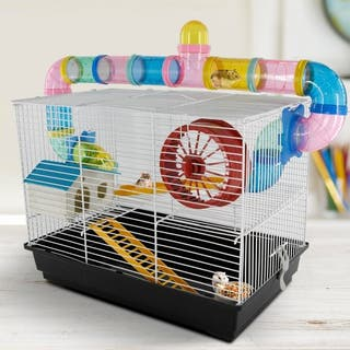 Jaula para Hamster Casa para Roedores Animal Peque