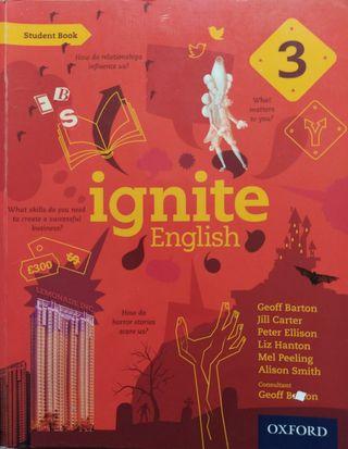 Ignite English Student Book 3 - Oxford
