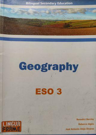 Geography 3 ESO - Lingua Frame