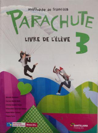 Parachute 3 Livre de l'élève - Santillana Français