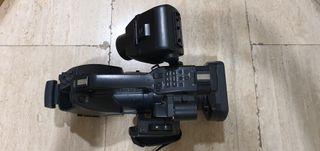 Videocámara Sony CINEALTA PMW-EX3 CMOS Negro