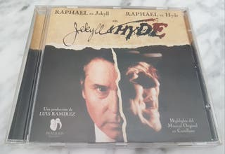 CD Raphael - Jekyll & Hyde. Highlights Del Musical