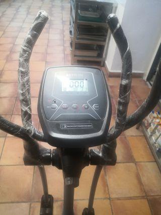 bicicleta elíptica para fitness