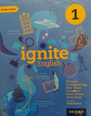 Ignite English Student Book 1 - Oxford