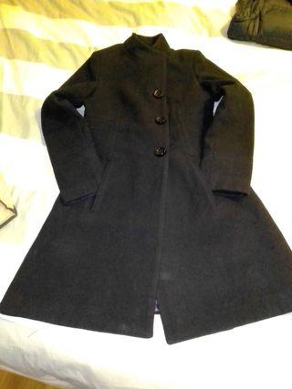 abrigo paño silvian heach