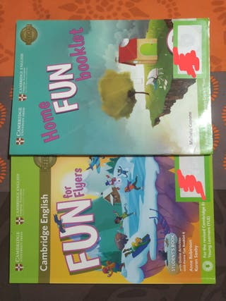 Libro inglés Cambridge English FUN