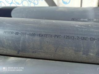 Tubo PVC 125