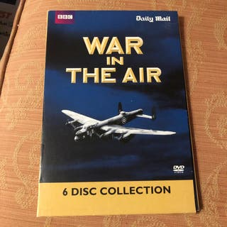 War In The Air BBC Daily Mail 6 DVD Set