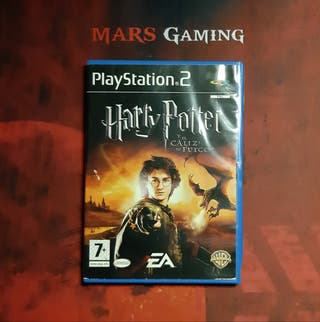 Harry Potter y el Caliz de Fuego - Juegos PS2