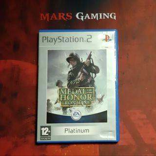 Medal of Honor Frontline - Juegos PS2