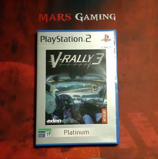 V-Rally 3 - Juegos PS2