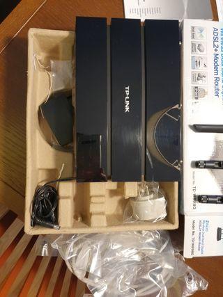 Router TP-Link N600 ADSL2