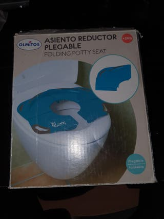 Asiento Reductor wc portatil