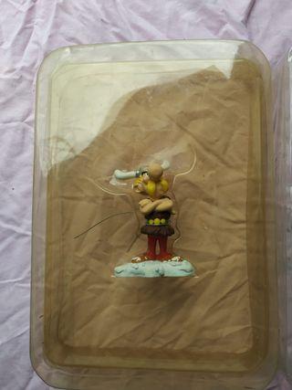 Figurinas Obelix y Asterix