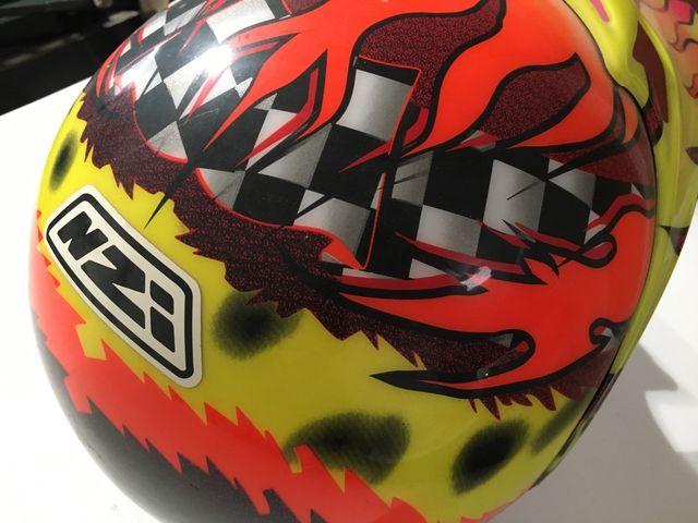 Casco NZIi Motocross