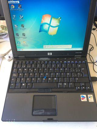 Compaq nc4200 HP 2gb ram 20 gb rom
