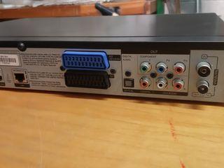 Reproductor Blu-Ray con grabador disco duro