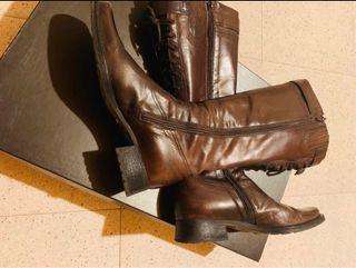 Botas caña media - Nero Giardini - talla 36