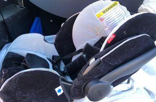 Silla bebe 0/12 meses Recaro_Isofix