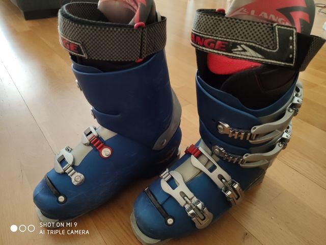 Botas esquí Lange 41,5