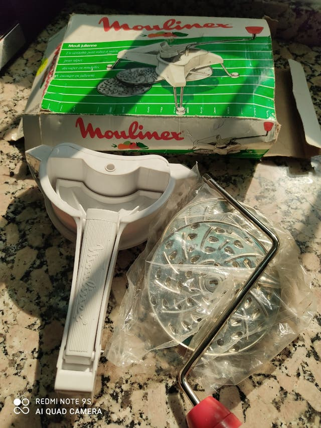 mandolina mulinex