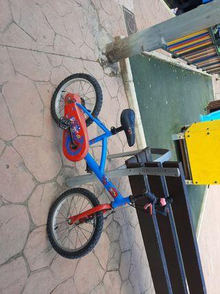 bicicleta bwin
