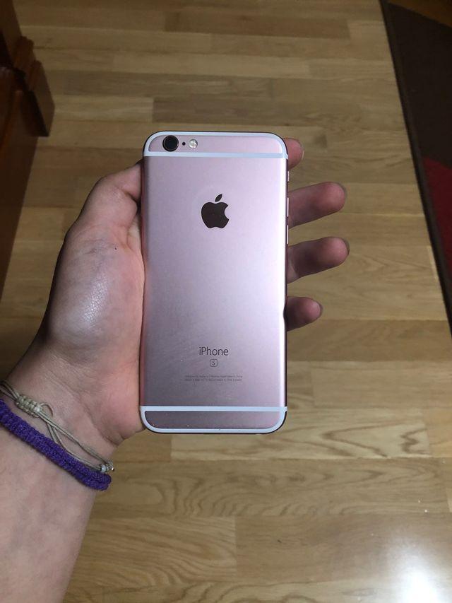 Iphone 6s de 64 gb en perfecto estado