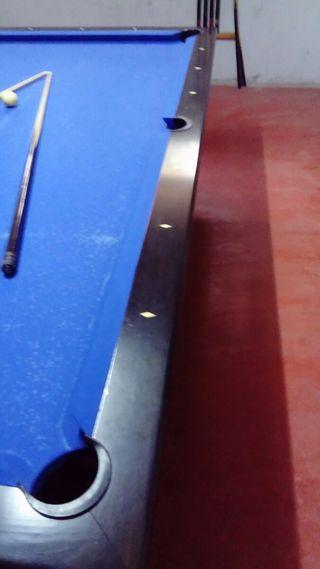 mesa de billar, convertible