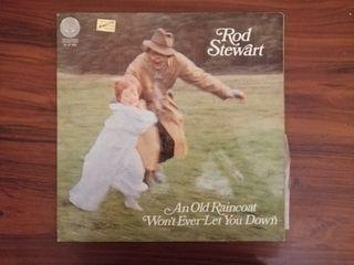 ROD STEWART- AN OLD RAINCOAT- VINILO - VÉRTIGO