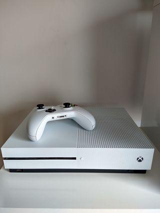 COMO NUEVA Xbox one S de 500gb