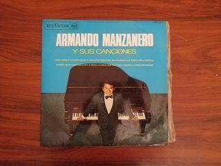 ARMANDO MANZANERO,Y SUS CANCIONES. DISCO DE VINILO