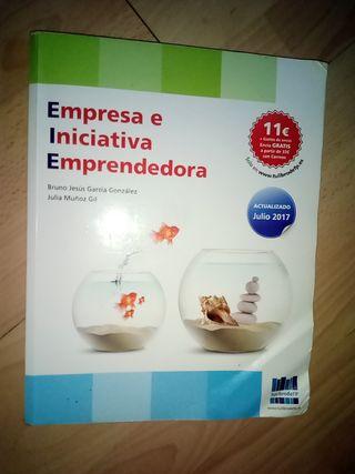 libro de empresa e iniciativa