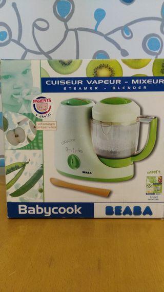 Robot de cocina bebé- Babycook