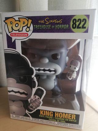 Funko Pop King Homer Simpson