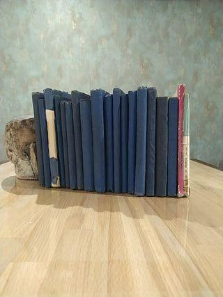 Lote 19 libros texto bachillerato años 1956 a 1959