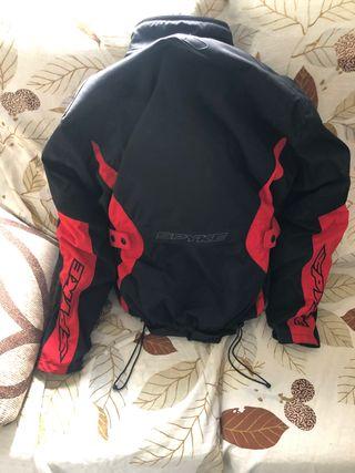 Se vende chaqueta de moto spyke talla S