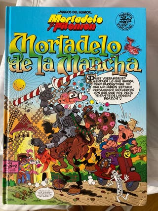 Cómics Mortadelo/Simpsons/ZipiZape