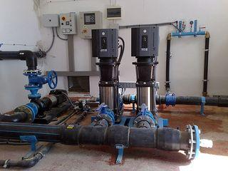 Reparacion de bombas de agua y grupos de presion