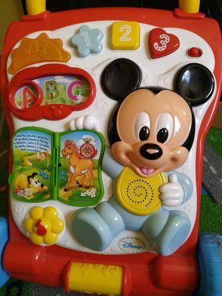 Correpasillo Mickey Mouse