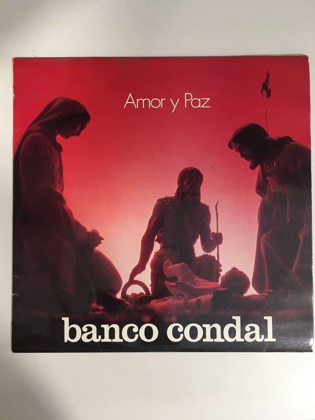 Disco vinilo Amor y Paz - Navidad 73