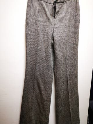 Italian brand Stefanel warm trousers, 45%wool