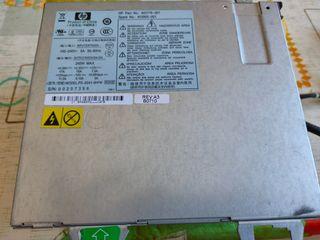 Fuente de alimentación Hp compaq dc 7700