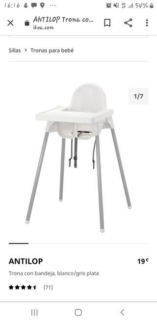 Trona Ikea