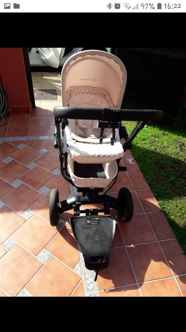 Set Concord Neo mobility edición especial Milan.