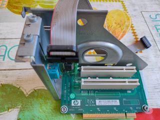 Ampliación PCI HP Compaq dc 7700
