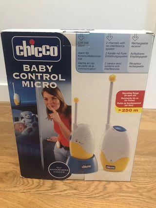 Vigilabebes Baby Control Micro. Chicco
