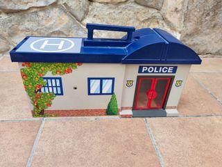 Juguete Comisaría de Policía Playmobil