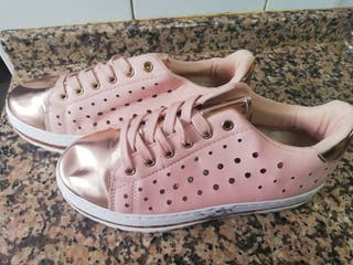 zapatos de mujer 2 veces puesto