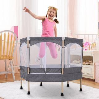 Trampolín Infantil Cama Elástica para Niños de 3-1